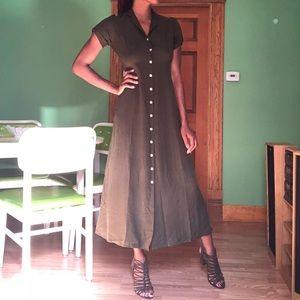Lauren Ralph Lauren Silk Dress